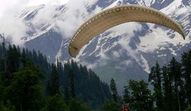 Paragliding In Manali Cost Himachal Pradesh