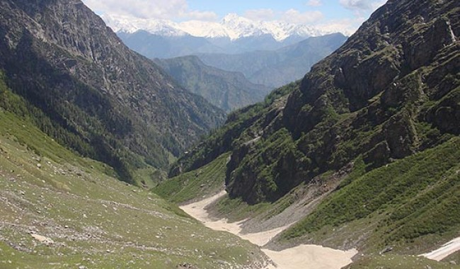 Jalsu Pass Trek