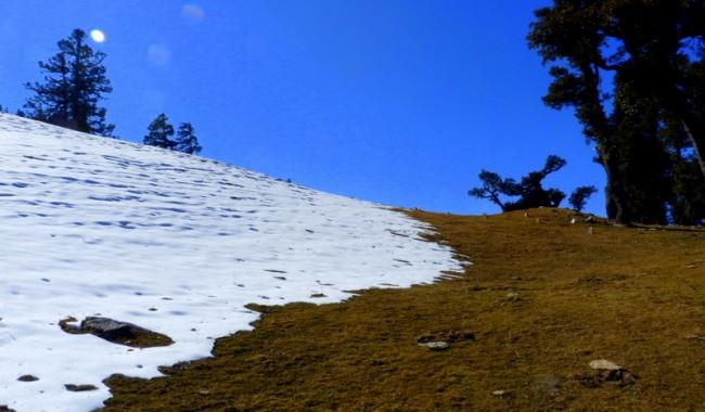 Snow Line Trek