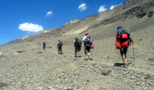 Trek To Baralacha