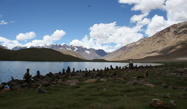 Chandratal Lake Trek
