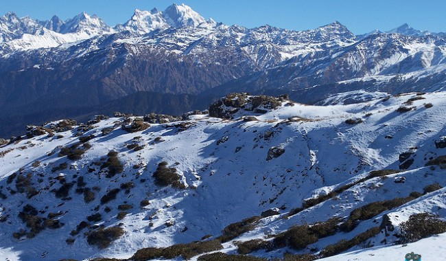 Milam Glacier Trekking