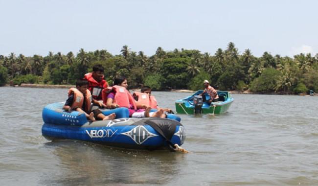 Bumpy Rides in Anjuna Beach