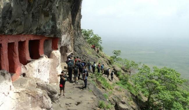Beautiful Caves of Gorakhgad