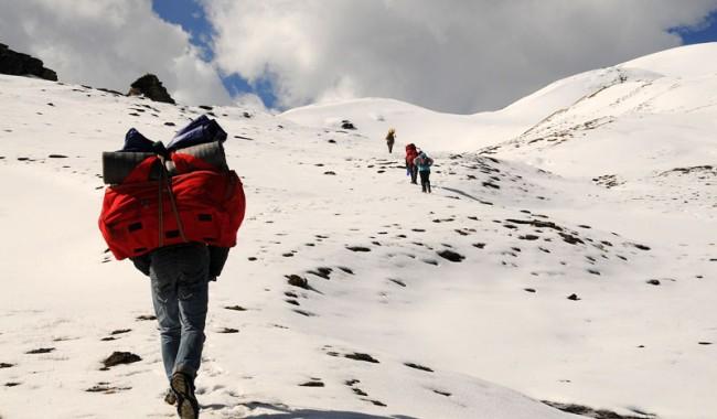 Trek To Lahesh Cave