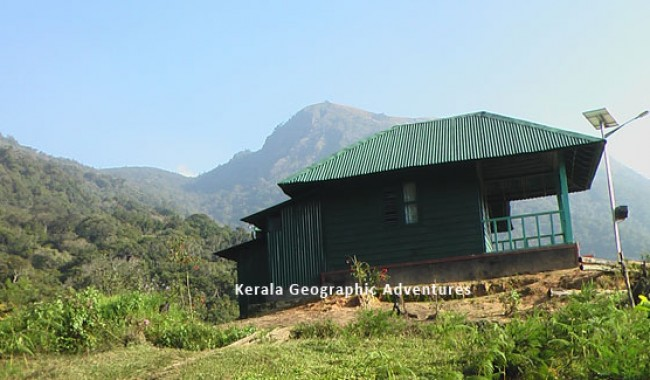 Trekking And Camping In Chola National Park, Munnar