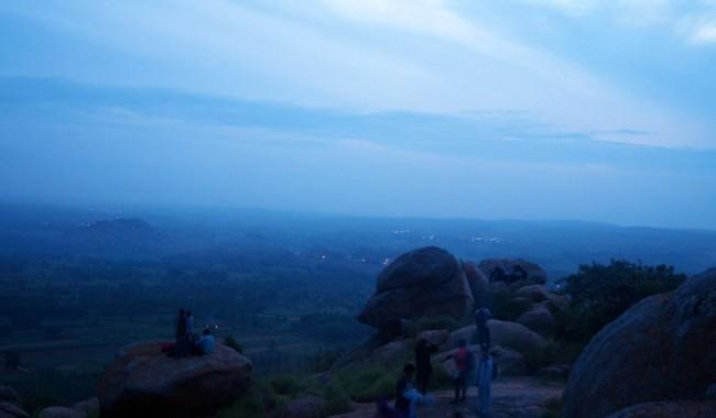 Kaurava Kunda Night Trek