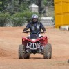 Quad Biking or ATV Ride