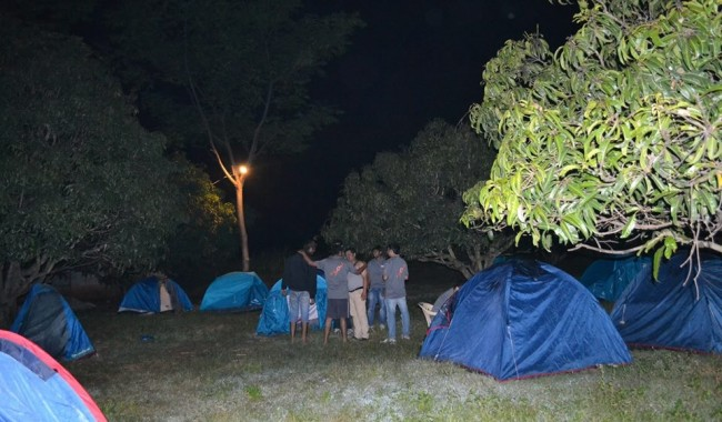 Ramanagara Night Camping