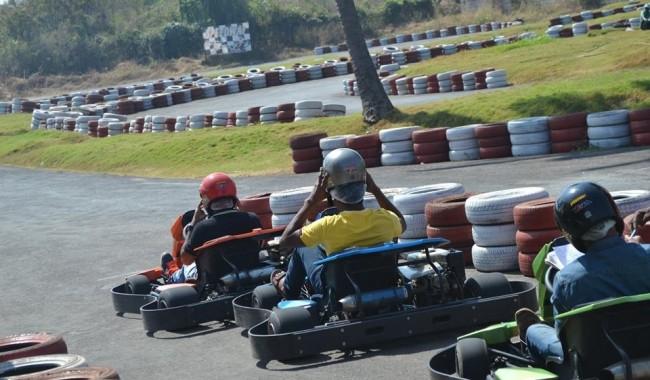 Go Karting in Ramanagara