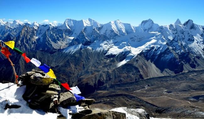 Mt Rudugaira Expedition Garhwal Himalayas