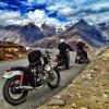 Mountain Motorcycling andBiking in himachal pradesh
