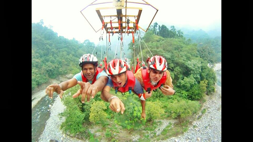 River Rafting And Bungee Jumping Rishikesh