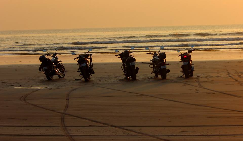 Madh Island Sunset Ride