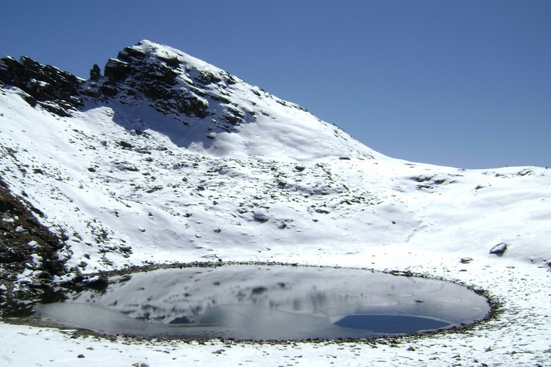 Image result for Bhrigu Lake