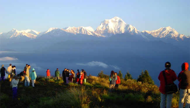 Image result for Ghorepani Poon Hill trekking