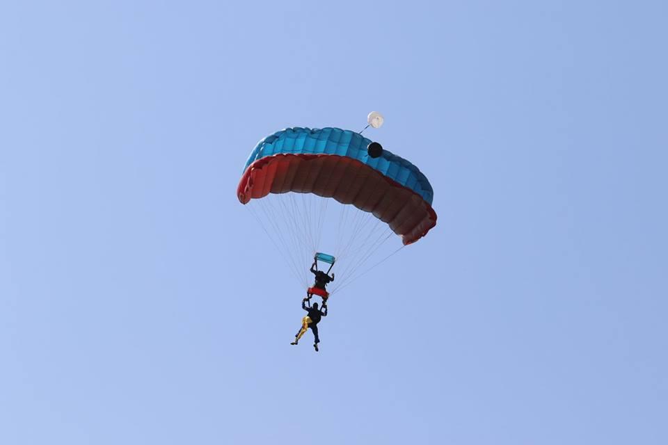Sky Diving in India | Mysore, Gujarat, Pune, Aligarh